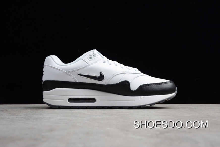 separation shoes 6a5e6 0cc9a Nike Air Max 1 OG 30th Anniversary Retro Half-palm Cushion Running Shoes  918354-