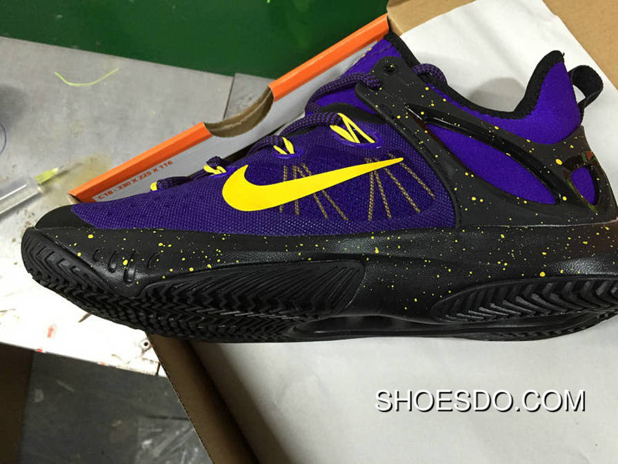 fb8028fa5d4 ... Cheap Nike Zoom HyperRev 2015 Purple Yellow Black New Style ...