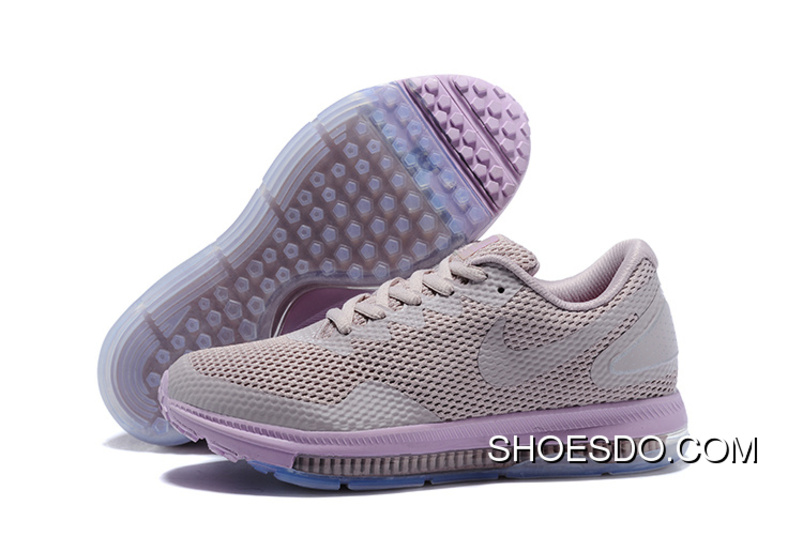403b3fcf1546 Nike Zoom Shoes 2 Visual Filaments Are Zoom All Out Low2 Shallow Pink  Purple Latest